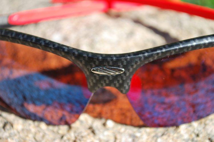 Photochromic ImpactX 2 Lenses in Laser Red. Photo by Andrea Heser