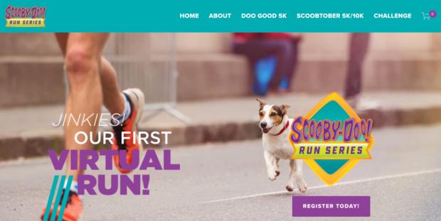 Scooby-Doo Virtual Run Series